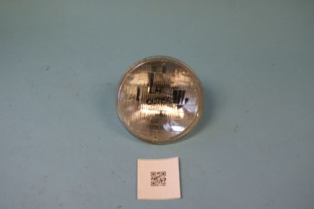 1953-1962 Corvette C1 LH Outer Head Light Lamp, Used Fair
